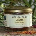 Pâté au foie de Canard - 20% Foie Gras 180 g