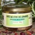 Pâté de foie de Canard - 50% Foie Gras 180 g