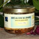 Pâté au foie de Canard - 20% Foie Gras 320 g