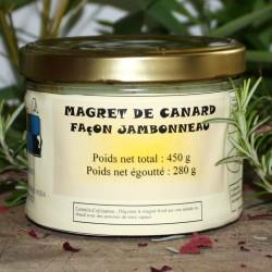 Magret de canard façon Jambonneau 450 g