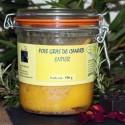 Foie Gras de canard entier 550 g