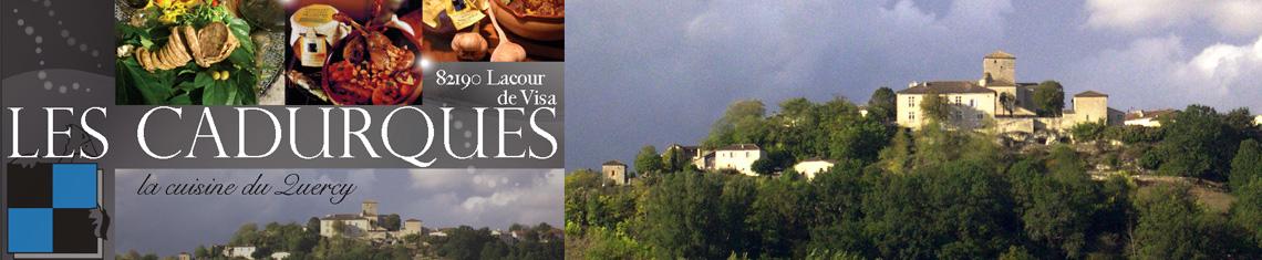 Les cadurques 82190 Lacour de Visa
